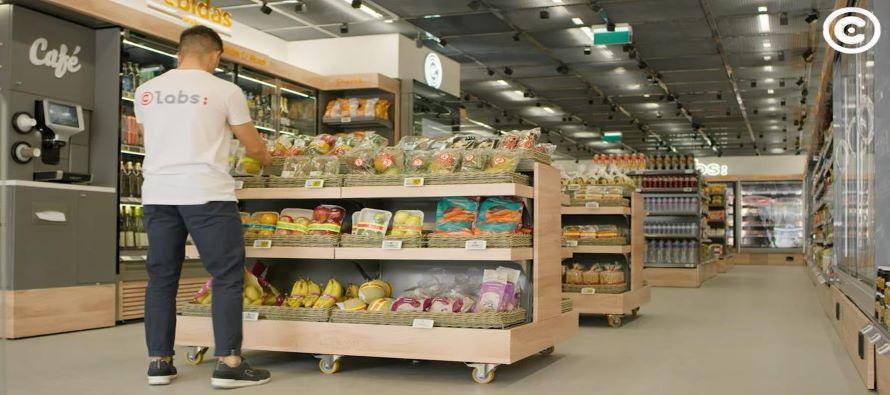 Continente abre primeiro supermercado sem caixas registadoras. Tudo com tecnologia portuguesa