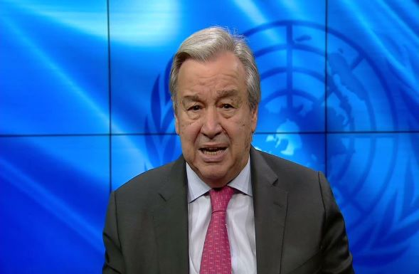 """Guterres: """"A riqueza de uma língua mede-se pela diversidade e inclusão"""""""