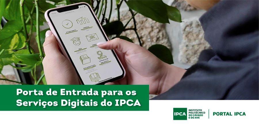 Barcelos | Portal do IPCA simplifica acesso aos serviços da instituição