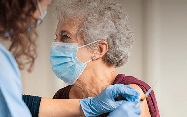 Vacinação Covid-19   Maiores de 65