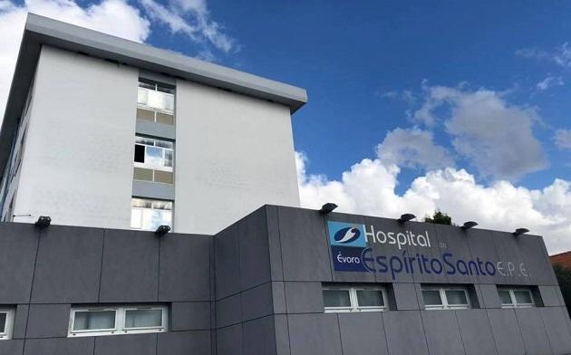 Hospitalização domiciliária em Évora