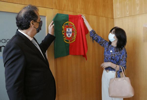 Secretário de Estado da Economia inaugurou Espaço Empresa na Curia