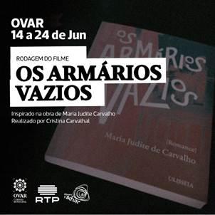 Telefilme Armários Vazios começa rodagens em Ovar na próxima semana