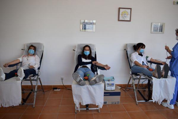 Monforte dá sangue no feminino