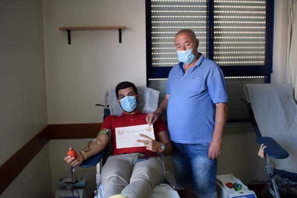 Portalegre | Duas dúzias de dadores de sangue em Castelo de Vide