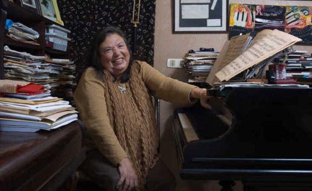 Morreu a pianista Olga Prats