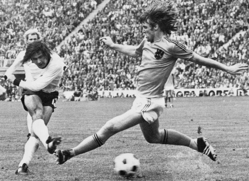 Morreu Gerd Muller, melhor marcador de sempre do campeonato alemão e herói de 1974