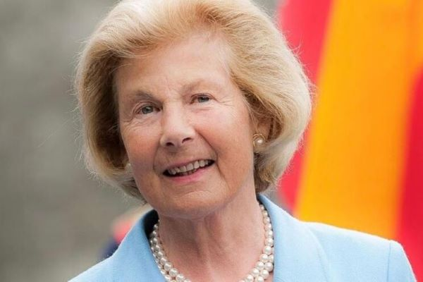 Morreu a princesa Maria do Liechtenstein, aos 81 anos