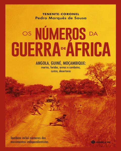 Livros | Os números da Guerra de África como nunca foram apresentados