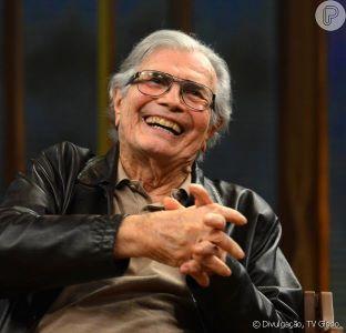 Ator Tarcísio Meira morre de COVID-19 aos 85 anos