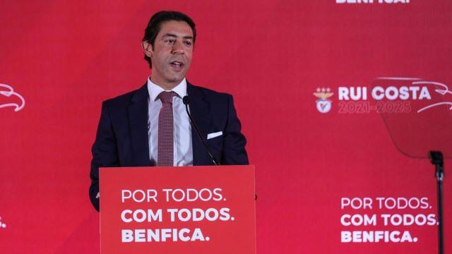"""""""Respiro Benfica desde que nasci."""" Rui Costa confirma candidatura à presidência"""