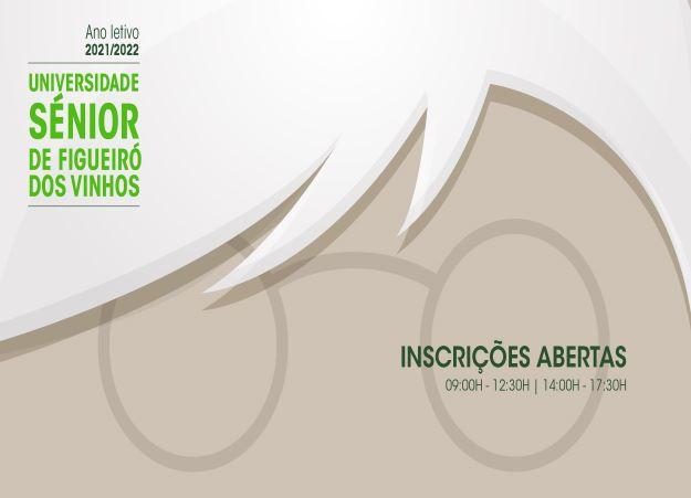 Figueiró dos Vinhos | Inscrições USFIG – Ano Letivo 2021/2022