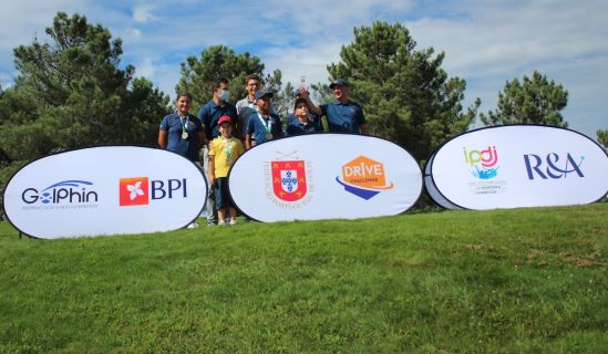 CLUBE GOLFE CANTANHEDE TETRA CAMPEÃO REGIONAL (DRIVE CHALLENGE 2021)