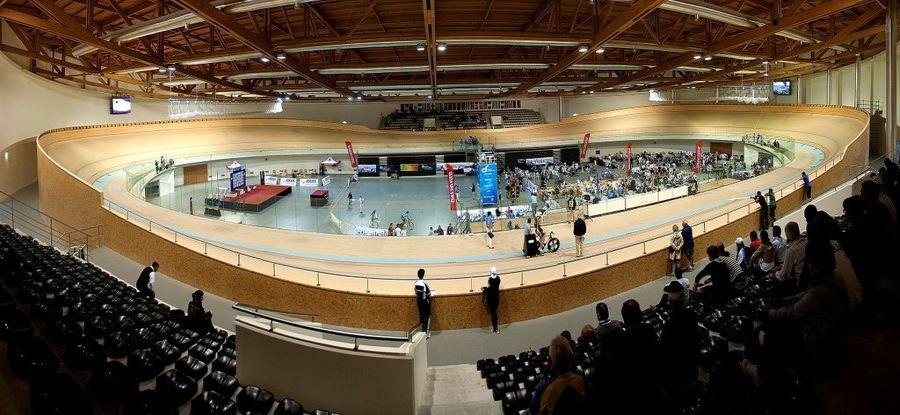 Sangalhos acolhe campeonatos nacionais de Omnium e Madison