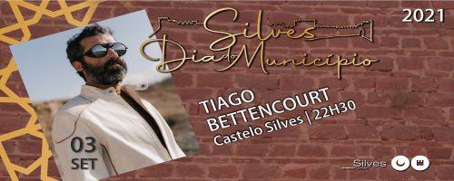 CONCERTO COM TIAGO BETTENCOURT NO CASTELO DE SILVES