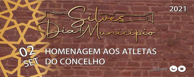 ATLETAS DE SILVES HOMENAGEADOS COM TROFÉUS DE MÉRITO DESPORTIVO