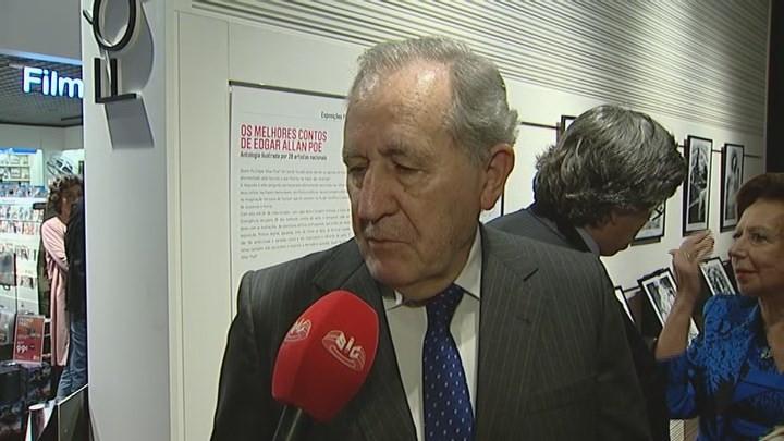 """Eanes evoca uma das """"figuras maiores"""" da democracia portuguesa e """"corajoso"""" empenho na sua defesa"""