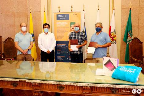 No âmbito do Projeto Milage Aprender + Município de Silves renova Protocolo com a Universidade do Algarve