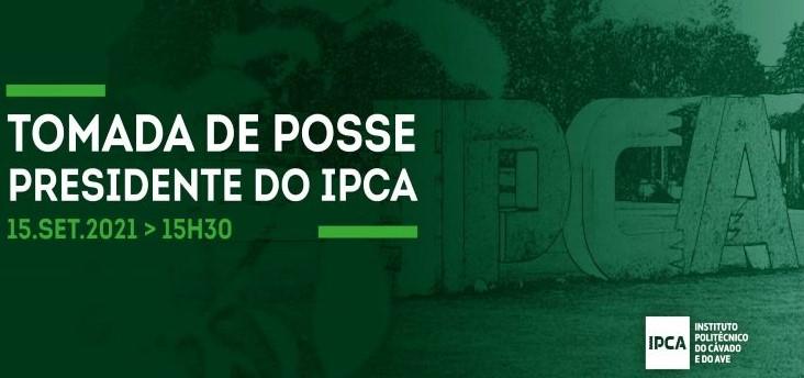 Barcelos | Presidente eleita do IPCA toma posse a 15 de setembro às 15h30 | Auditório Engº António Tavares – Campus