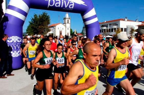 Grupo Desportivo de Castelo de Paiva triunfou colectivamente