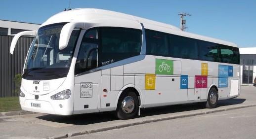 Aveiro | Adquirido novo autocarro de 53 lugares
