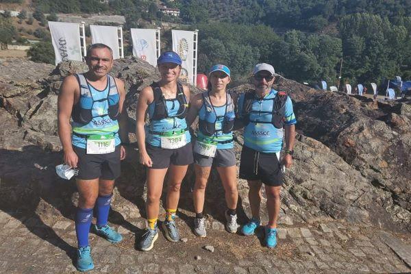 CANTANHEDE | Atletas da Seccção de Ar Livre e Aventura participaram no Penacova Trail do Centro