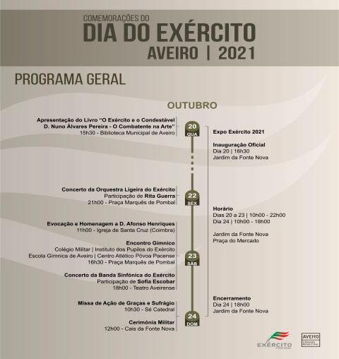 DIA DO EXÉRCITO EM AVEIRO
