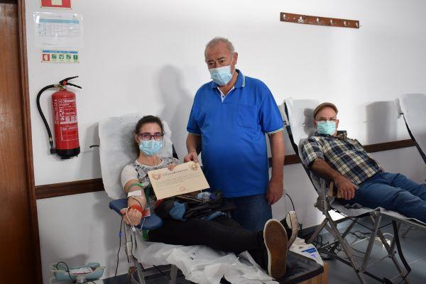 Portalegre | Vale de Cavalos exemplo na dádiva de sangue 