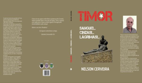 Livros   Lançamento livro TIMOR – SANGUE!… CINZAS!… LÁGRIMAS!…