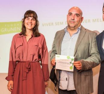 Fundação GRÜNENTHAL apoia de investigadores do Centro Hospitalar e Universitário de Coimbra