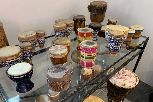 Museu Coleção Vintém reúne instrumentos musicais e tradicionais do mundo em Monsaraz