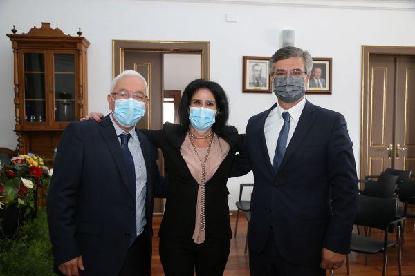 Tomada de posse dos eleitos para a Câmara Municipal e para a Assembleia Municipal de Reguengos de Monsaraz