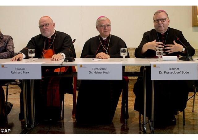 Catolicismo alemão à beira do abismo? — 1 —