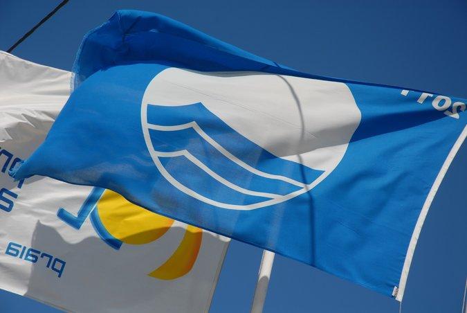 Leiria | Praia do Pedrógão é novamente 'Bandeira Azul'