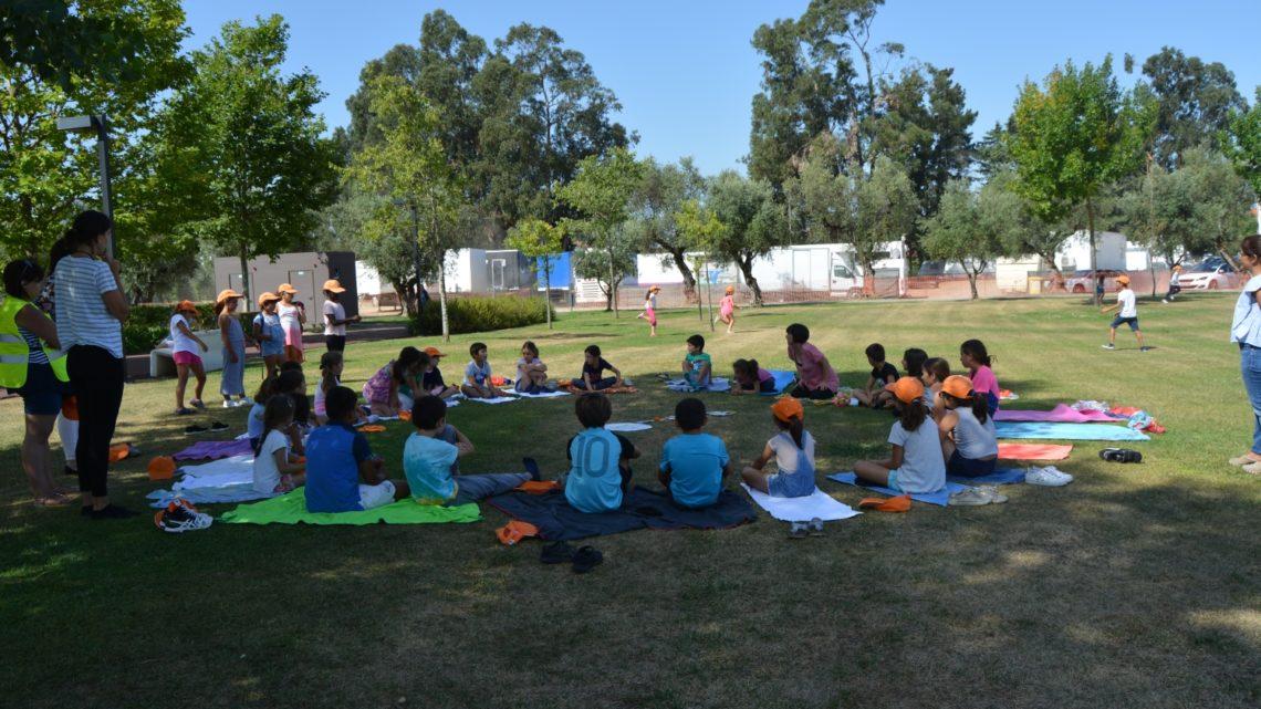 Cantanhede | Biblioteca Municipal promove sessões de Yoga para Crianças