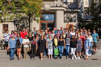 Caldas da Rainha | Universidade Sénior das Caldas representa Portugal em projecto europeu de ensino sénior