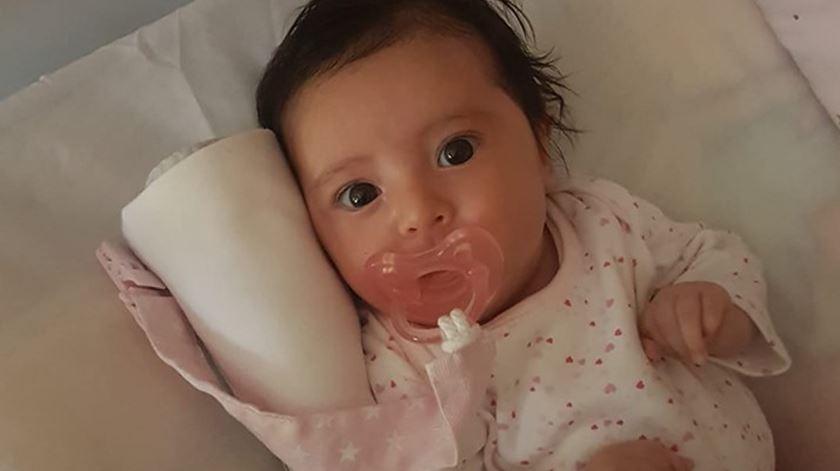 Saúde | Bebé Matilde vai ser operada hoje