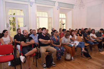 "Évora | ""Artes à Escola 2019-2020"" decorre entre 18 de novembro e 29 de maio"
