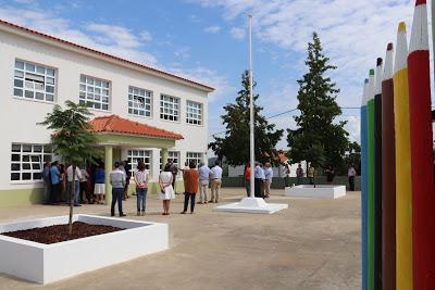 Centro Educativo de Sobreira Formosa inicia ano letivo em instalações requalificadas