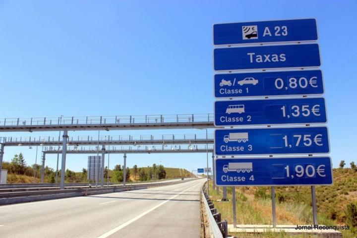 REGIÃO CENTRO | Plataforma mantém luta pela abolição das portagens na A23 e A25 seja qual for o Governo