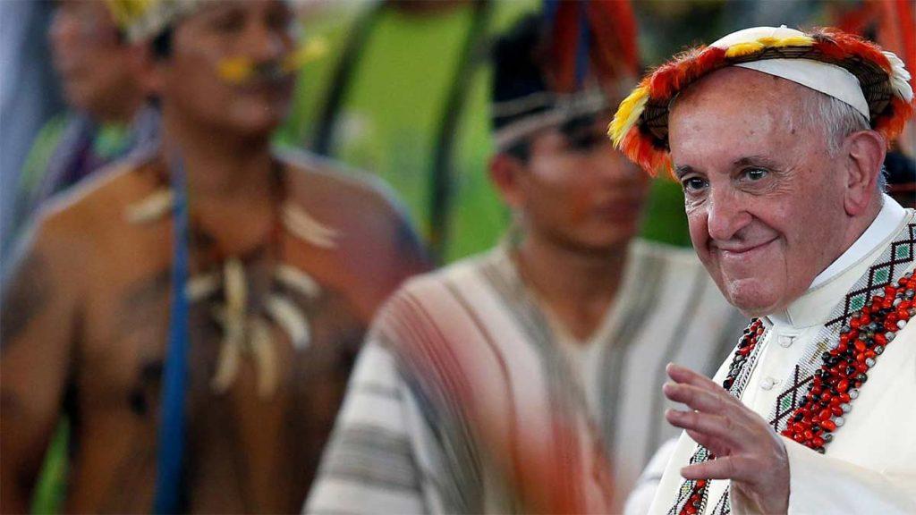 Religião   SÍNODO DA PAN-AMAZÔNIA — Quem o promove, quais são as suas doutrinas, quem o apoia