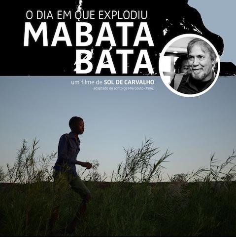 """Moçambique   Sol de Carvalho premiado em Portugal pelo filme """"Mabata Bata"""""""