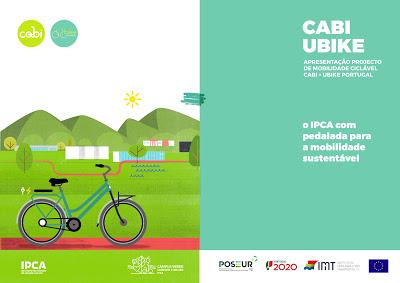 Barcelos | Lançamento do U-Bike com presença do Secretário de Estado Adjunto e da Mobilidade