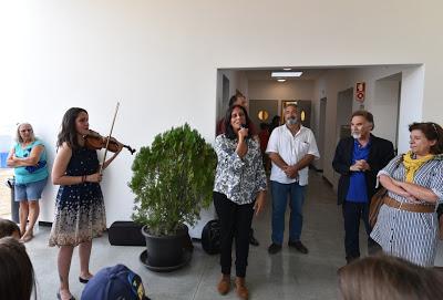 Évora   Escola Básica do Bairro de Almeirim, ampliada e remodelada, teve festa de inauguração
