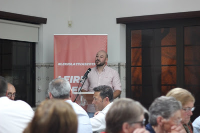 Figueiró dos Vinhos – RICARDO JOSÉ   novo líder da JSD tomou posse e destacou a vitalidade do partido e a vontade de ganhar