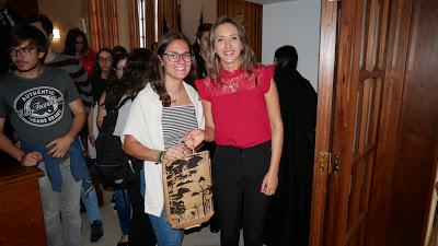 Águeda   Câmara Municipal recebeu novos alunos da ESTGA