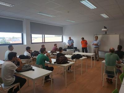 Curso Técnico Superior Profissional da UA já começou no Ciclo Criativo de Estarreja: 2.ª fase de candidaturas entre 23 a 27 de setembro