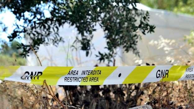 Corpo de homem carbonizado encontrado numa queimada no Seixal