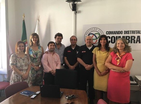 Politica | PSD visitou CDOS de Coimbra