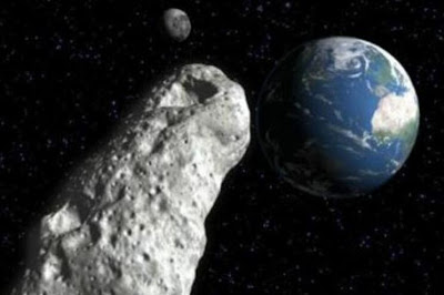Ciência | Asteroide do tamanho de seis campos de futebol passa este fim de semana perto da Terra